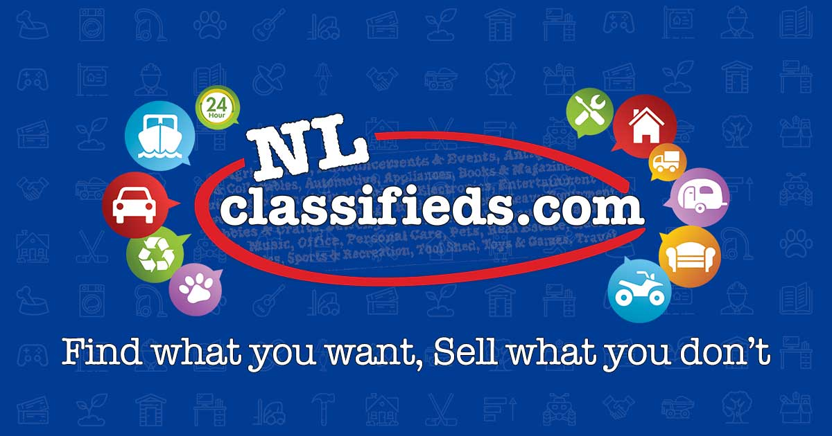 NL Classifieds: Buy, Sell, Trade & Save Locally in