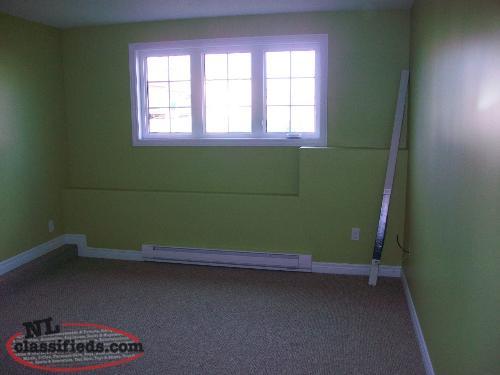 1 Bedroom Basement Apartment Kenmount Terrace S John 39 S Newfoundland Labrador