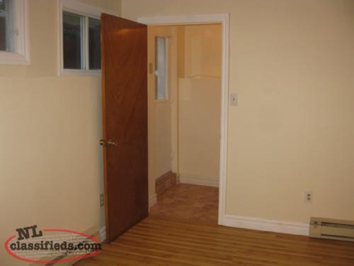 One Bedroom Basement Apartment Utilities Included St John 39 S Newfoundland Labrador Nl