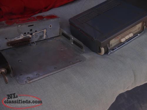 Vintage 60 S Car Portable Radio Grand Falls Windsor