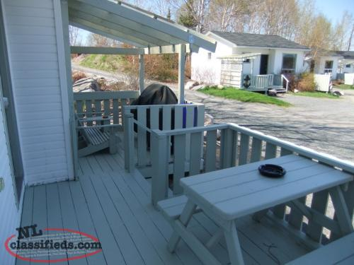 Furnished Cabin All Utilities Included Port Blandford