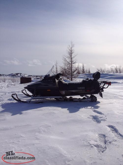 Yamaha Snowmobiles For Sale Manitoba