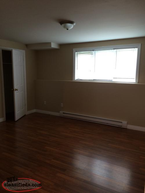 beautiful 3 bedroom basement apartment conception bay south