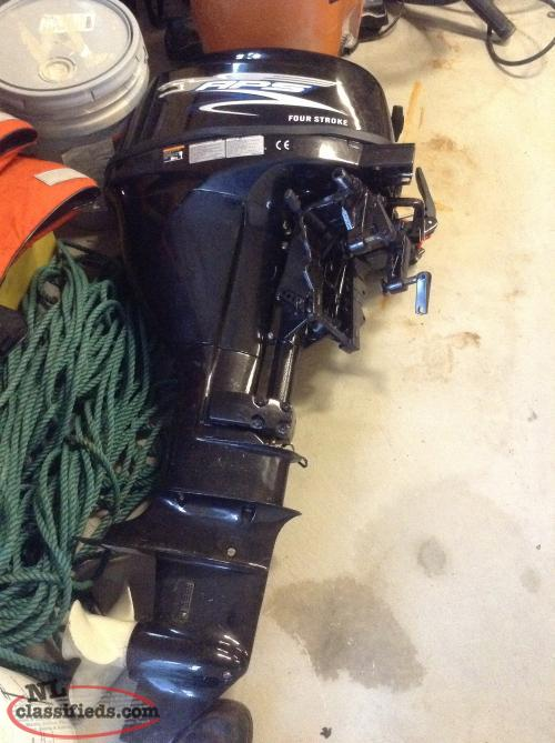 New 15hp Aps 4 Stroke Outboard Motor Cbs Newfoundland