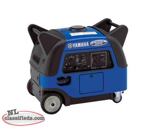 Save on a new yamaha ef3000ise inverter generator for Yamaha generator for sale