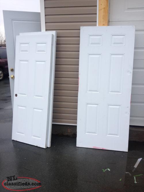 scratch dent exterior doors paradise newfoundland