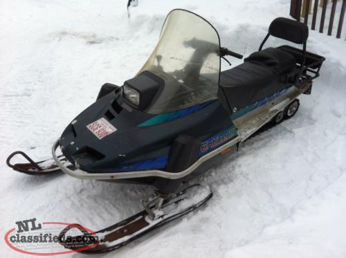 Yamaha Enticer For Sale Alberta