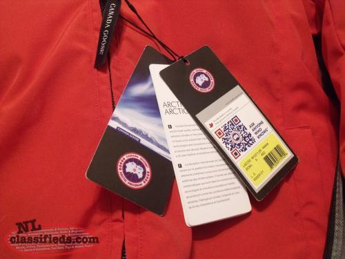 Canada Goose' jackets sale authentic