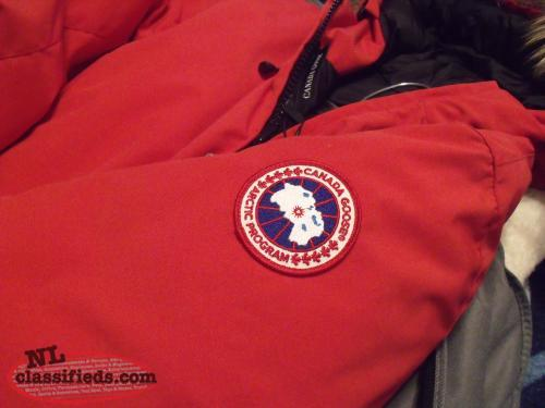 Canada Goose hats outlet authentic - Women's authentic Red Whistler Canada Goose Jacket for sale. - St ...