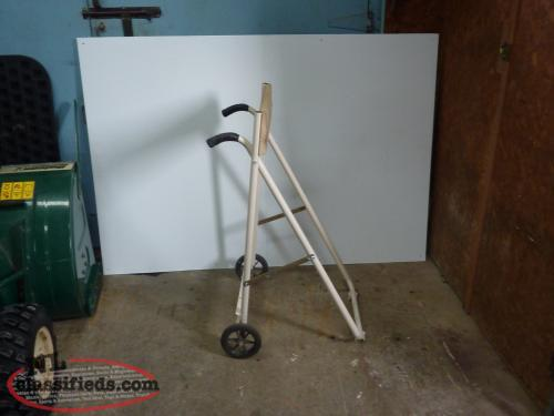Portable Folding Outboard Motor Stand Cbn Newfoundland