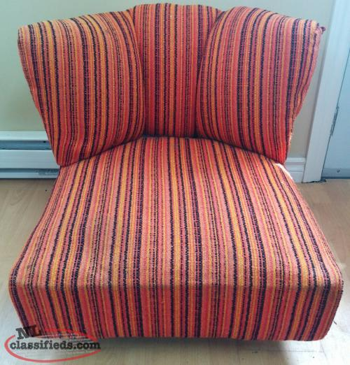 Retro Low Orange Striped Swivel Chair St Johns  : 14665252902262016523resized Home Office Chairs <strong>On Sale</strong> from www.nlclassifieds.com size 500 x 522 jpeg 61kB