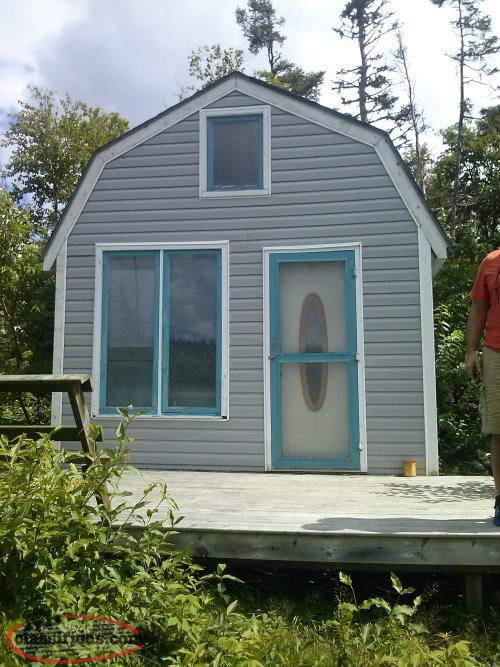Cabin With Pond Frontage Newfoundland