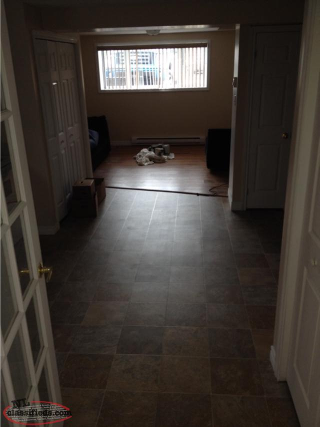 2 Bedroom Basement Apartment Goulds Newfoundland