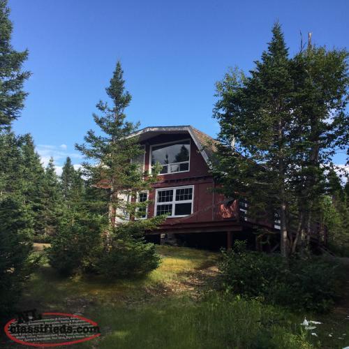 Cabin for sale grand falls windsor newfoundland for Cabins in newfoundland