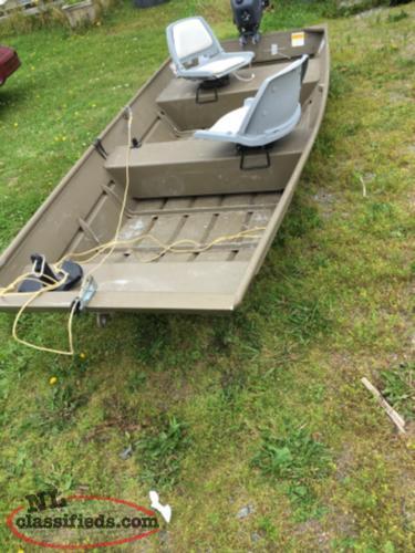 Jon Boat: Yamaha Jon Boat Motors