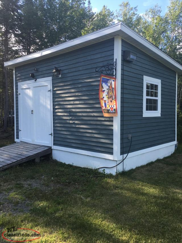 Cottage And Land Pine Camps Grand Falls Windsor