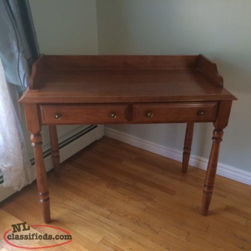 Solid Maple Formal Dining Room Set