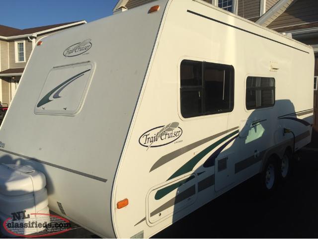 Sold  Feet Trail Cruiser Trailer Paradise Newfoundland
