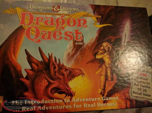 dungeons and dragons board game pdf