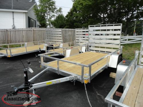 2017 Rough Rider Open Deck Utility Trailers Mount Pearl