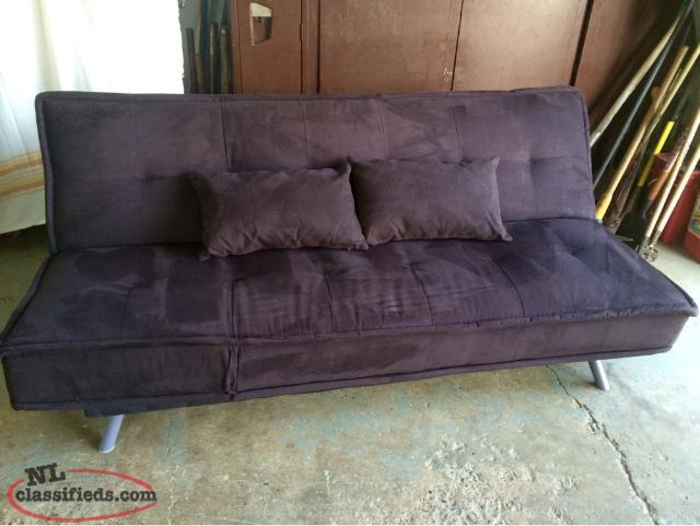 klick klack sofa bed grand falls windsor newfoundland. Black Bedroom Furniture Sets. Home Design Ideas