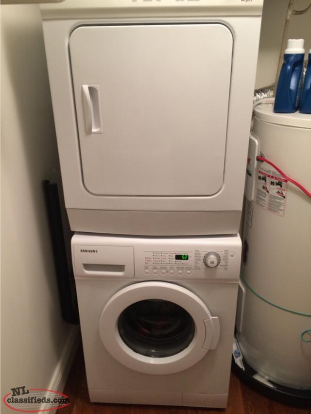 apartment size washer and dryer combo newfoundland