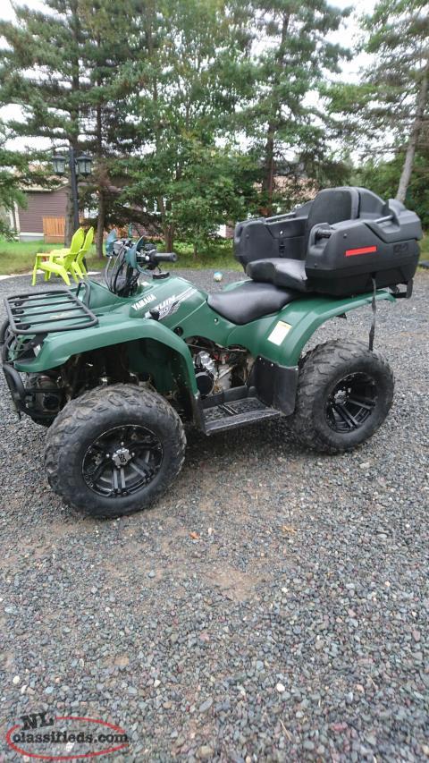 Yamaha Bruin  For Sale Alberta