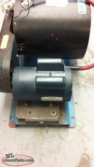 Leeson 5 Hp Single Phase Electric Motor Victoria