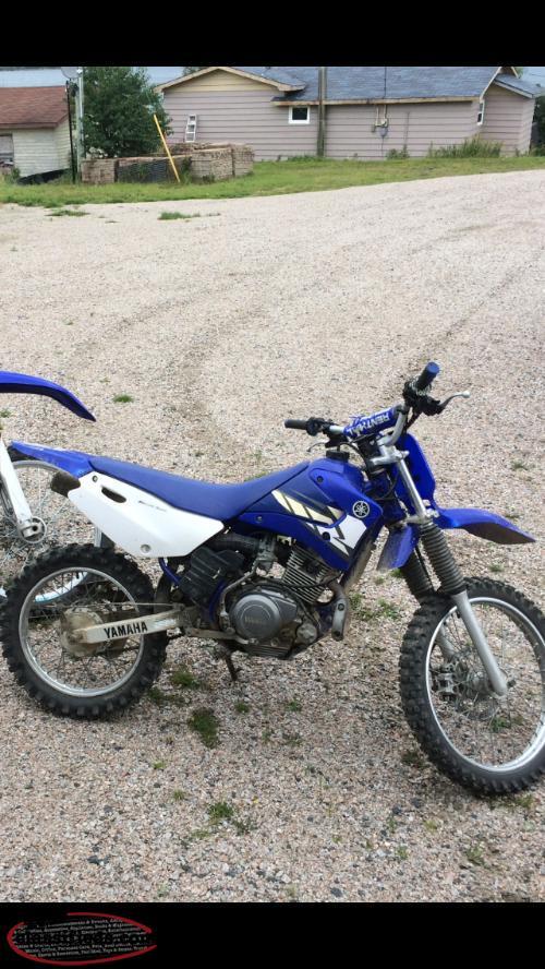 2001 ttr 125 le st johns newfoundland for Yamaha ttr 150 for sale