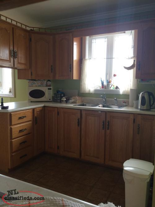 Kitchen cabinets torbay newfoundland for Kitchen cabinets nl