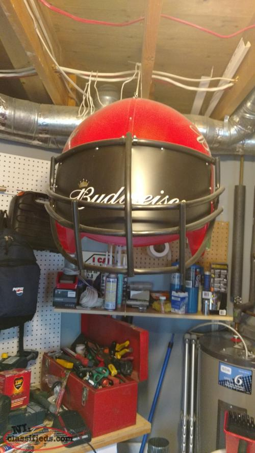 Man Cave Northwestern Ontario : Man cave must have super bowl giant budweiser