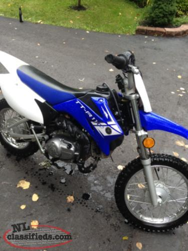 2014 yamaha ttr 110 gfw newfoundland for Yamaha 110 atv for sale
