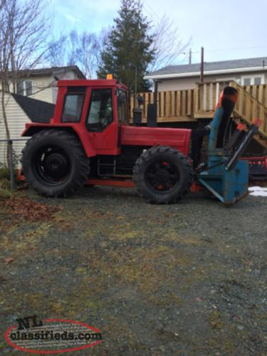 Industrial Snow Blowers : Industrial snow blower st johns newfoundland