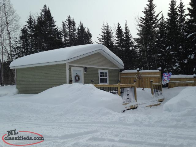 Cabin And Land At Pine Camps Grand Falls Windsor
