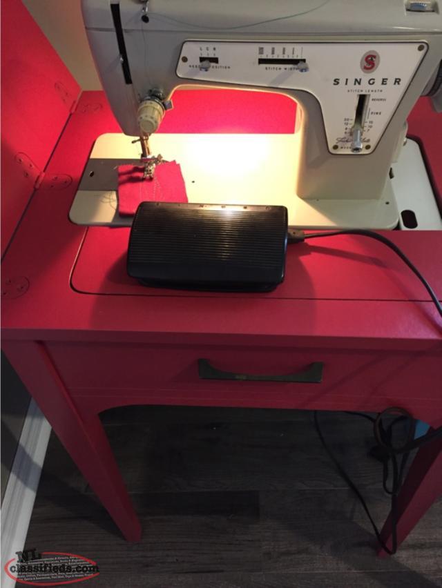 singer sewing machine model 237 manual