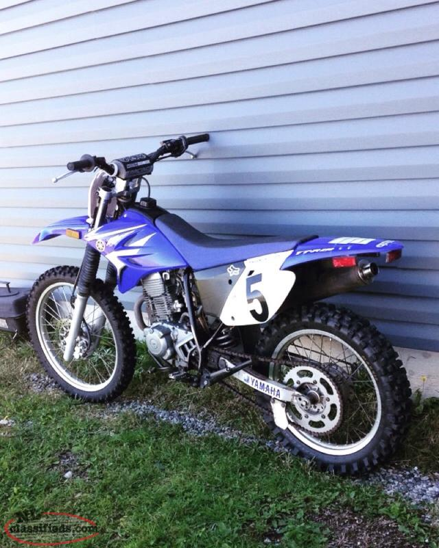 Dirt bikes for sale in newfoundland for Yamaha ttr 150 for sale