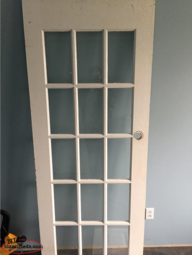 Interior French Door 32 X 80 St Johns Newfoundland