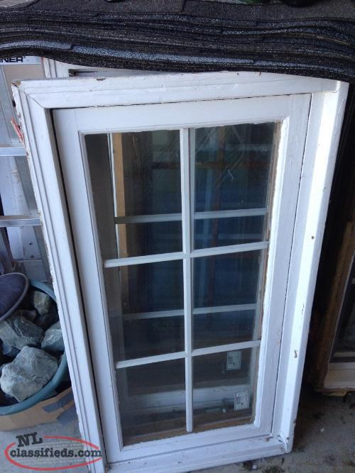 Good Used Wooden Pella Window Lot Or Individual Sale St