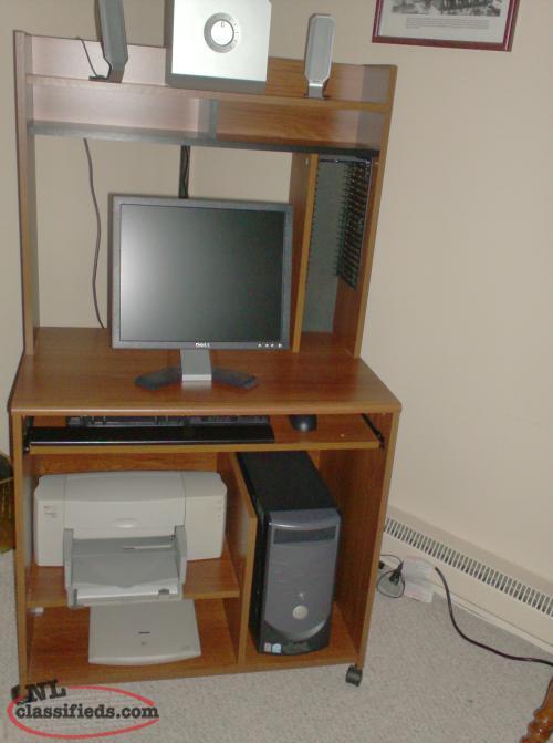 computer desk for sale corner brook newfoundland. Black Bedroom Furniture Sets. Home Design Ideas