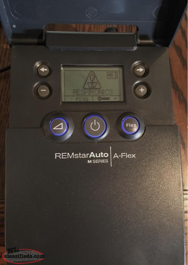 cpap machine remstar auto m series