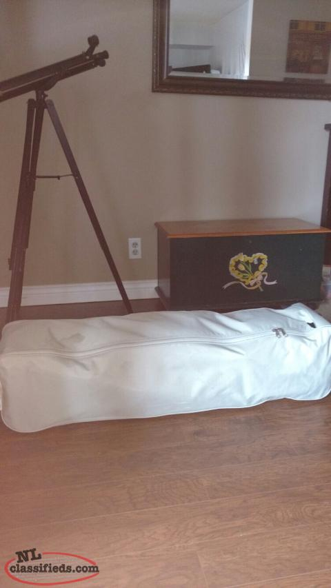 Portable Bedroom Furniture : Portable single bed in a bag st john s newfoundland