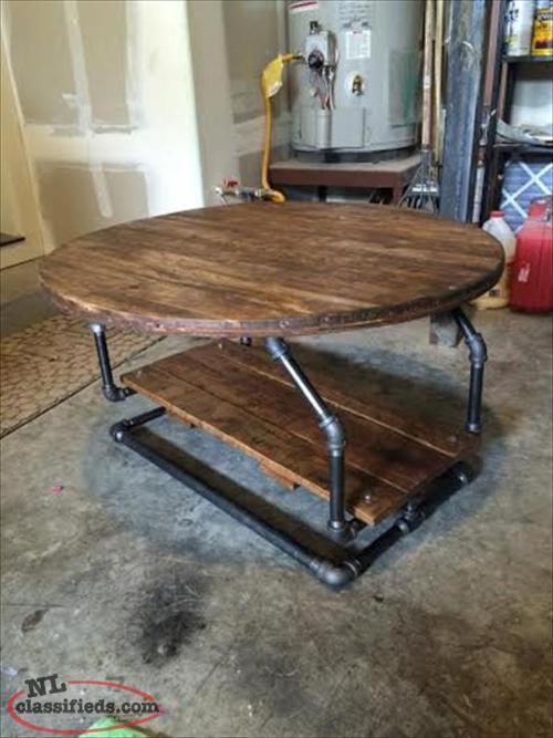Man Cave Northwestern Ontario : Industrial furniture man cave garage goulds