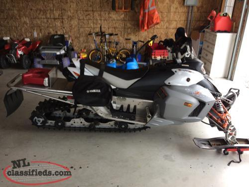 Yamaha Phazer For Sale Manitoba