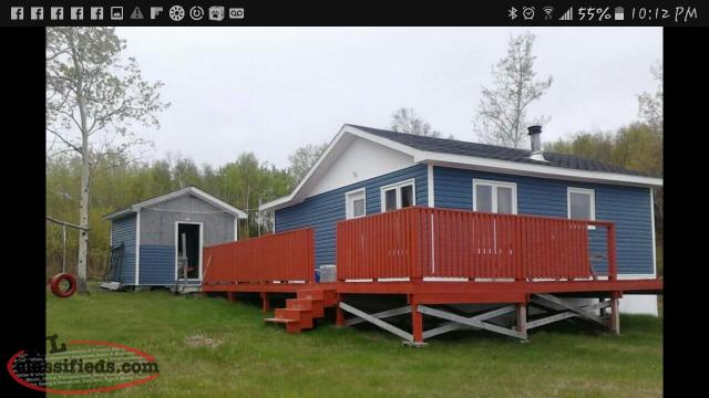 Cabin For Sale Reduced Drovers Ridge Newfoundland
