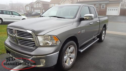 2013 dodge ram big horn quad cab with extended warranty paradise. Cars Review. Best American Auto & Cars Review