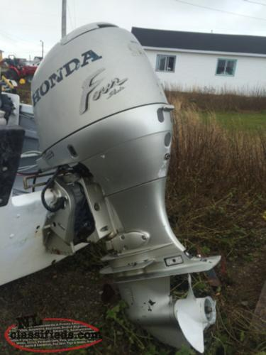 For sale 90 honda 4 stroke outboard motor greenspond for 4 stroke motors for sale
