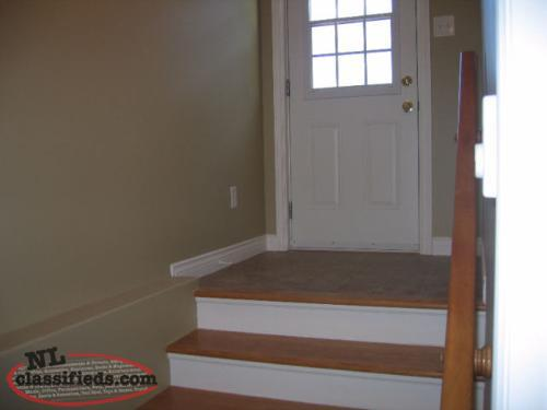 Two bedroom basement apartment for rent st john 39 s for Homes for sale with basement apartment
