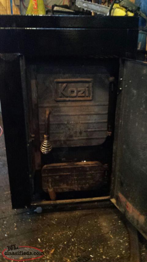woodstove for sell horwood newfoundland