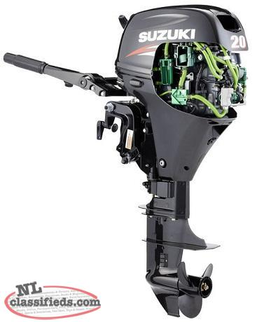 Save 2 000 new 2014 suzuki df20 outboard motor no haggle for Used outboard motors nj