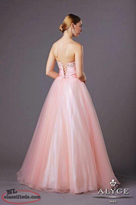 alyce paris prom dress st johns newfoundland. Black Bedroom Furniture Sets. Home Design Ideas